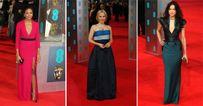 Ilyen volt a 2014-es BAFTA vörös szőnyege