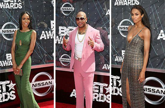 Így csillogtak a sztárok a BET Awardson