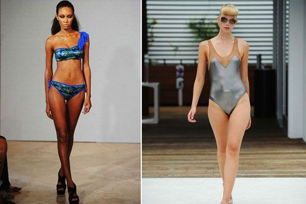 Top 5 bikinitrend idén nyárra - Fémes csillogás - mert miért ne tündökölhetnél a parton is?