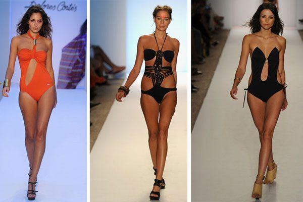 Top 5 bikinitrend idén nyárra - Rafinált kivágások - ezek után biztos mindenki megfordul...
