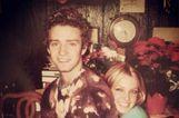 Elképesztően cuki régi képek Justinról és Britney-ről