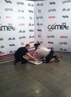Így készült a VIVA Comet