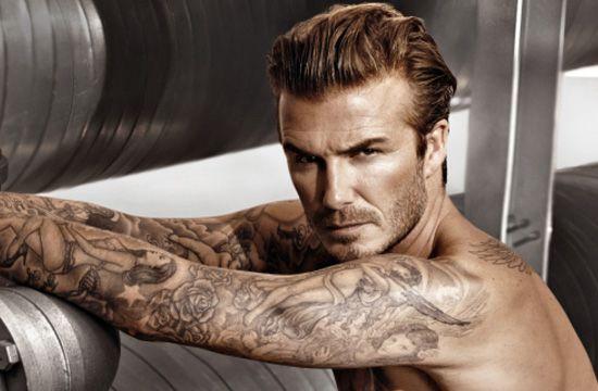 A legszexibb tetovált sztárpasik