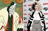 8 sztár, akik a Disneytől lopnak divatötletet