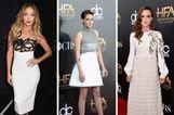 Sztárok a Hollywood Film Awards vörös szőnyegén