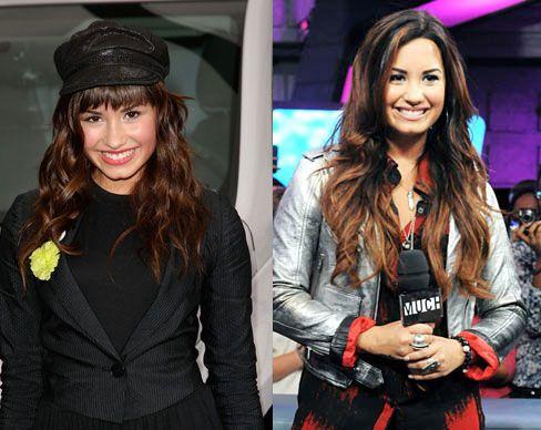 Gyerekszínészből szupersztárok - Demi Lovato hatévesen kezdett színészkedni ugyanott, ahol Selena - Demi azóta túl van egypár botrányon, zűrös és sikeres időszakokon, de most úgy néz ki, sikerült visszatérnie oda, ahová tartozik: a tinisztárok élvonalába.