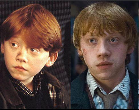 Gyerekszínészből szupersztárok - Rupert Grint haja egyre vörösebb, és amióta 13 évesen kiválasztották Ron szerepére, gyorsan felnőtt. Most, hogy túl van a 24. születésnapján és 12 filmen, kérdés, hogy hogyan tovább?