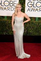 Ilyen ruhákban feszítettek a celebek a Golden Globe-on