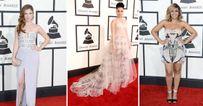 Ilyen volt a Grammy 2014 vörös szőnyege