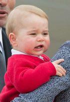 Így reagált György herceg az új kistestvér hírére
