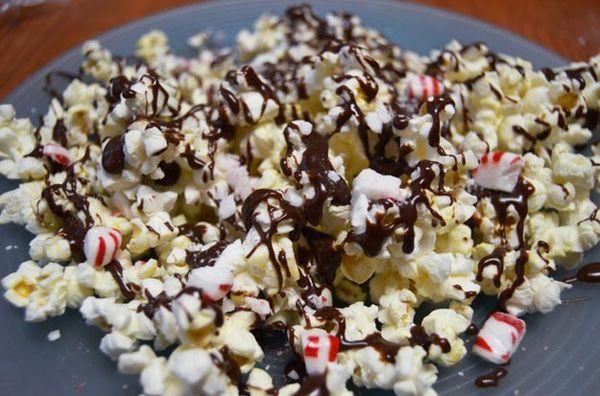 Így ízesítsd a popcornod! - Azoknak, akik szeretik a különleges ízeket: Étcsokis-Mentás Popcorn