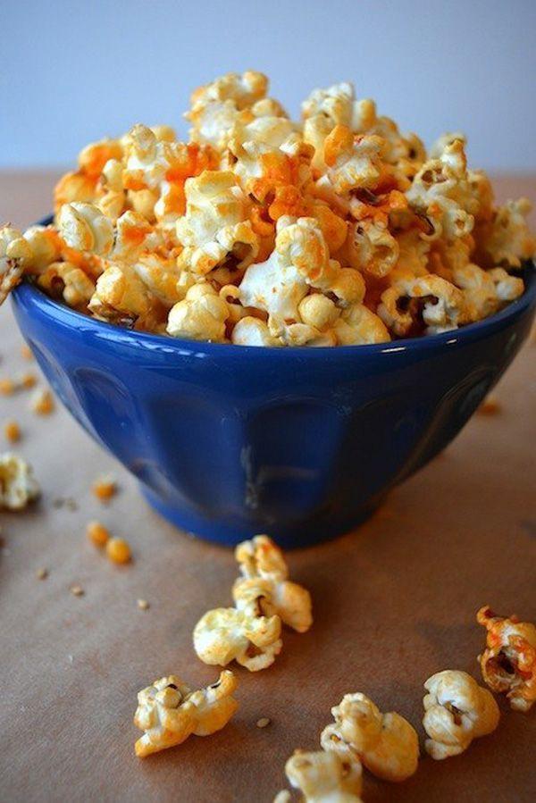 Így ízesítsd a popcornod! - Azoknak, akik imádják az újdonságokat: Srirachas-Szezámos Popcorn