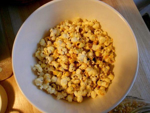 Így ízesítsd a popcornod! - Az indiai ízek kedvelőinek: Currys Popcorn