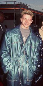 Justin Timberlake sem mindig volt divatikon...