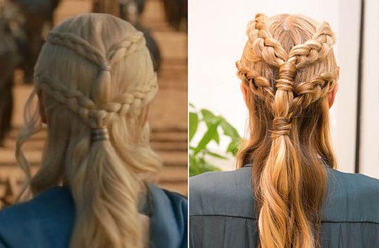 Így csinálj khaleesi-hajat magadnak