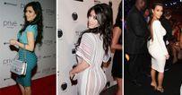 Kim Kardashian fenékevolúciója