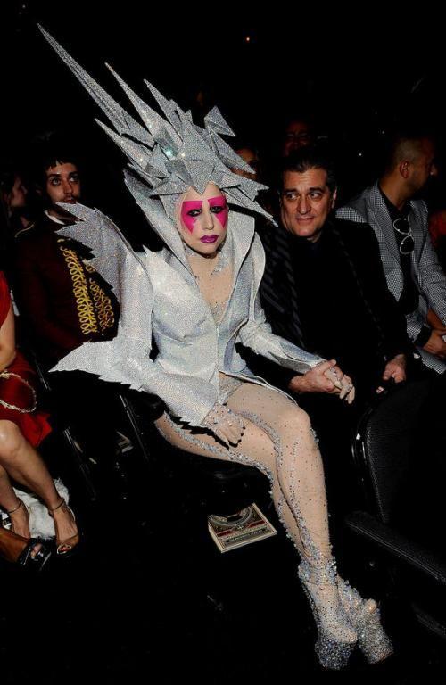 Lady Gaga legdurvább szettjei - Lady Gaga legdurvább szettjei: