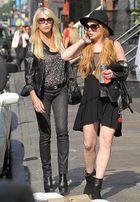 Lindsay Lohan visszatért?