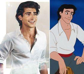 Ilyenek lennének a rajzfilmes hercegek a valóságban