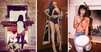 Így bulizott Rihanna a 26. szülinapján