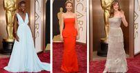 Ruhacsodák a 2014-es Oscar vörös szőnyegén