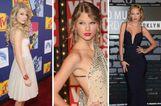 Taylor Swift VMA-s stílusevolúciója