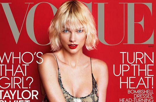 A stíluskirálynő Taylor Swift