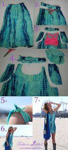 Varrás nélküli ruhahackek