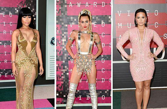 Sztárok a 2015-ös MTV VMA vörös szőnyegéről