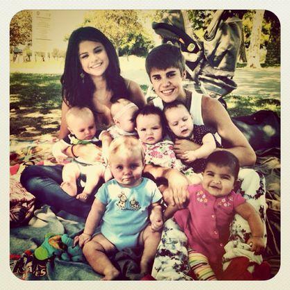 Selena és Justin legjobb fotói - Selena és Justin legjobb fotói
