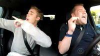 Justin Bieber az autós karaoke nagymestere