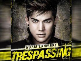 Adam Lambert ultramenő albumborítója