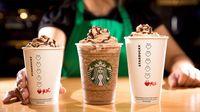 Három új ízzel erősít Valentin-napra a Starbucks