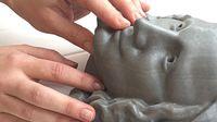 Nagy lépés a vakoknak: 3D nyomtatott festmények