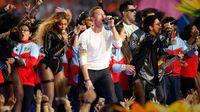 Beyoncé, a Coldplay és Bruno Mars óriási volt a Super Bowlon!