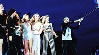 Minden eddiginél több híresség bulizott Taylor Swifttel Londonban